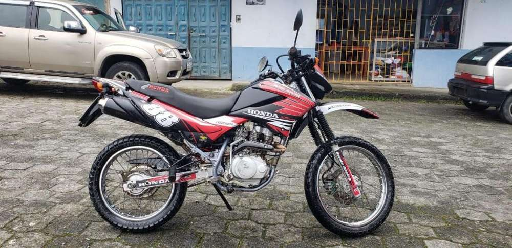 Honda XR125L AÑO 2013