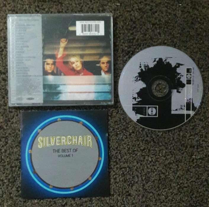 Silverchair Cd The Best