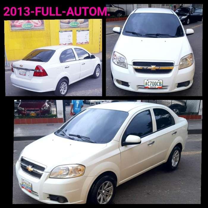 Chevrolet Aveo Emotion 2013 - 90000 km