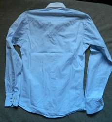 Hermosa camisa Garson Garcia XS extra small slim fit