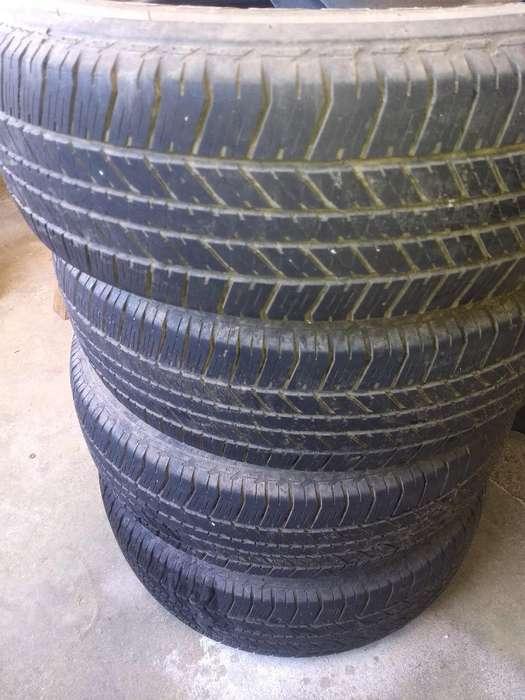 Neumáticos Bridgestone 225 65 17 Crv