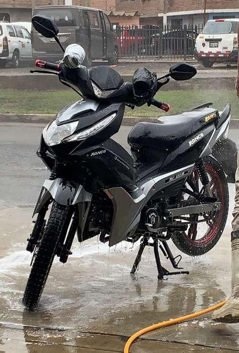 Moto Ronco 110 Semiautomatica