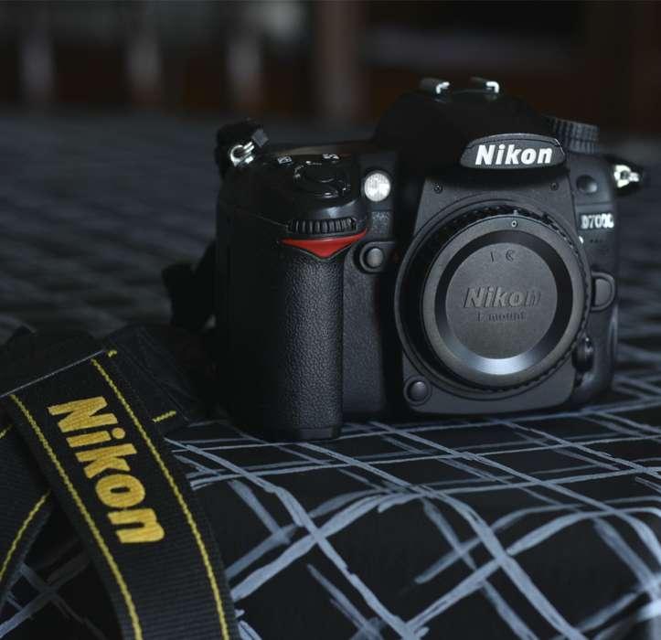 Cámara Nikon D7000 (solo Body) - Excelente Estado