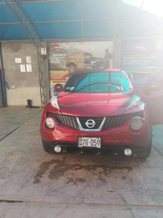 Nissan Juke 2012 - 67000 km