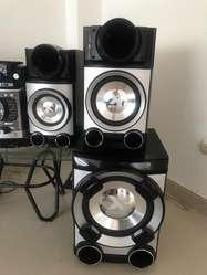 Equipo de Sonido LG 20000 W