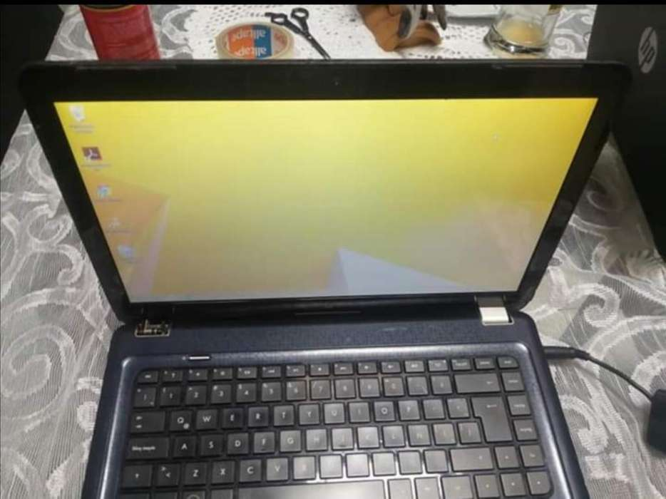 Laptop Hp 500gb 4 de Ram
