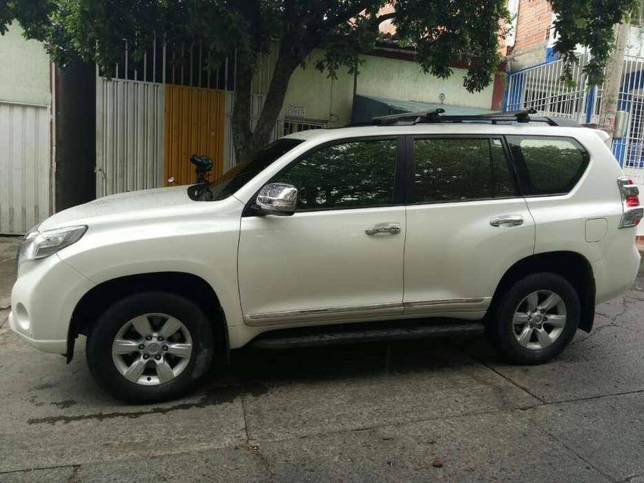 Toyota Prado 2014 - 80000 km