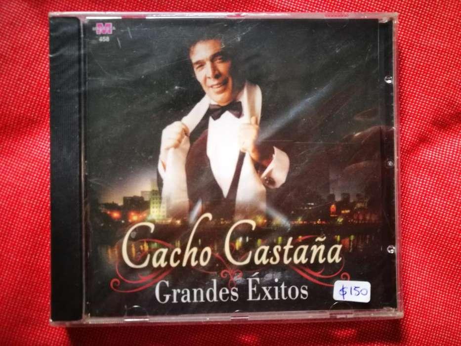 Cd Cacho Castaña