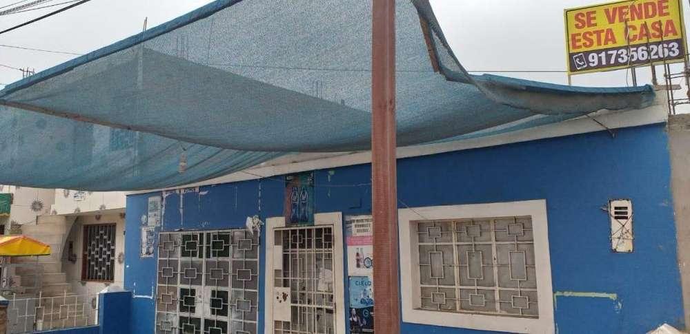 Vendo casa en Pisco-San clemente