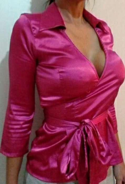 Camisa Mujer de Seda