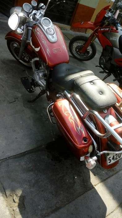 Vendo Mi Moto Chooper Rtm