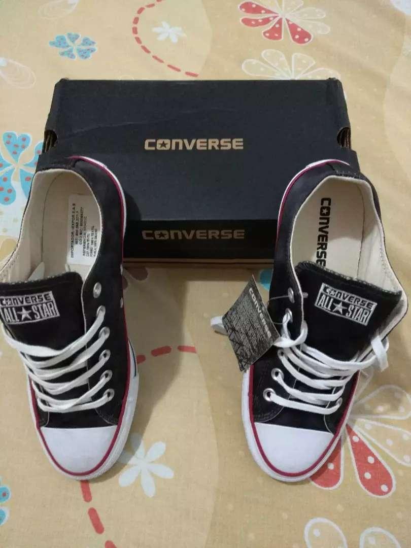 zapatos converse dama