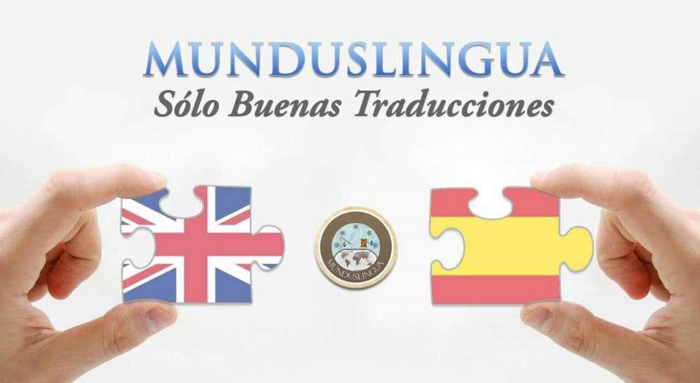 traducciones de ingles, alemán, francés