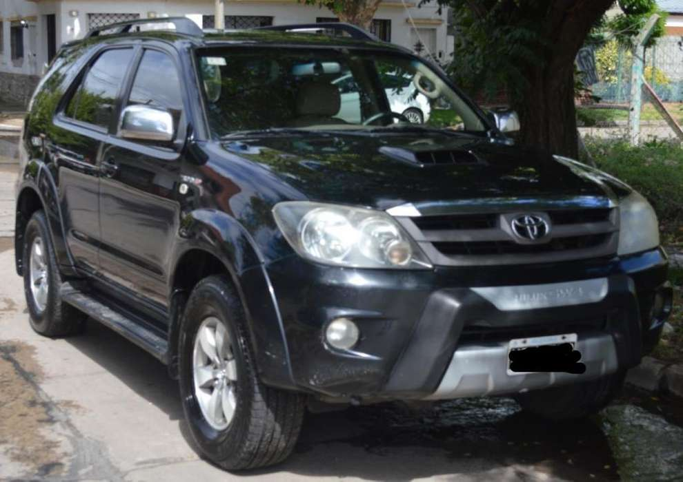 <strong>toyota</strong> Hilux SW4 2008 - 296000 km