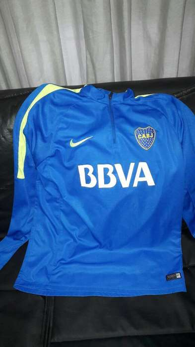 Buzo Boca Juniors Nike Original