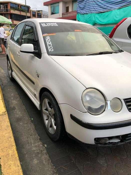 Volkswagen Polo 2006 - 184000 km