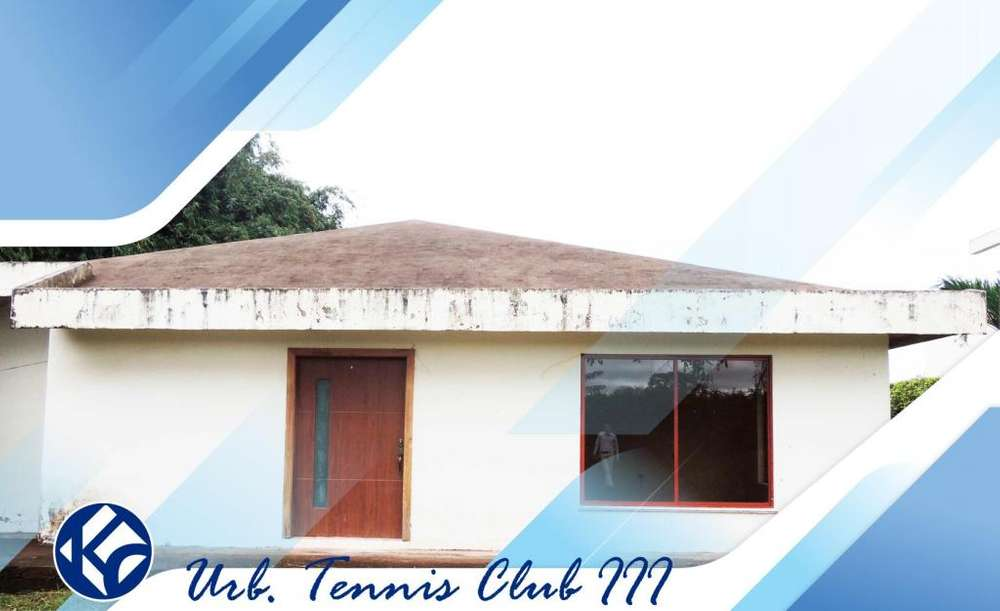 venta-casa-Urbanización Tennis Club III- km 5
