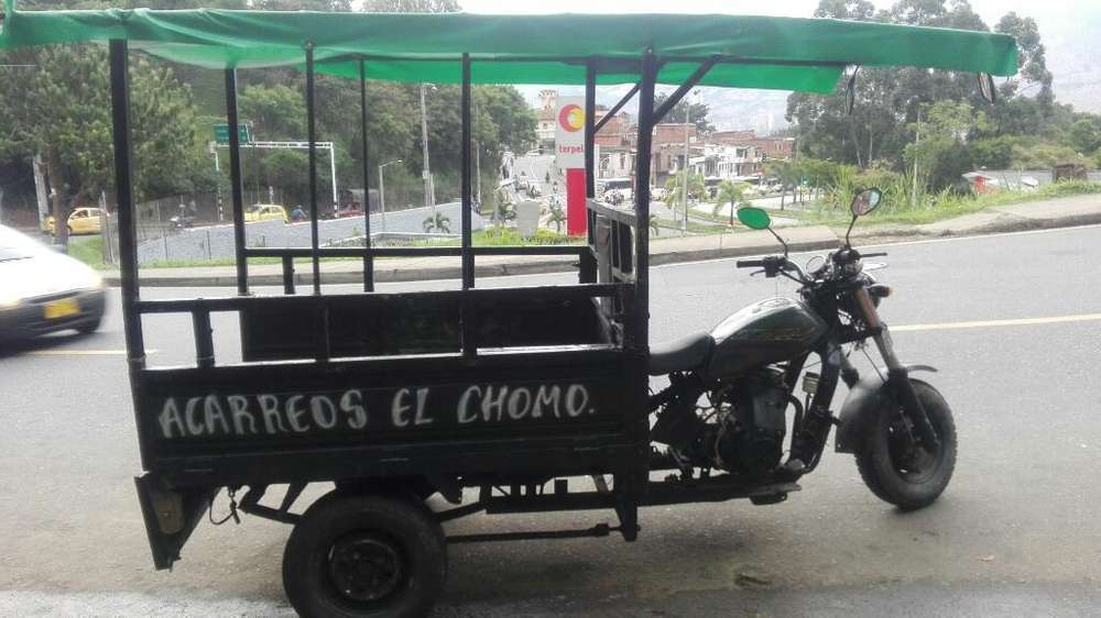 Se Vende Motocargero Modelo 2011