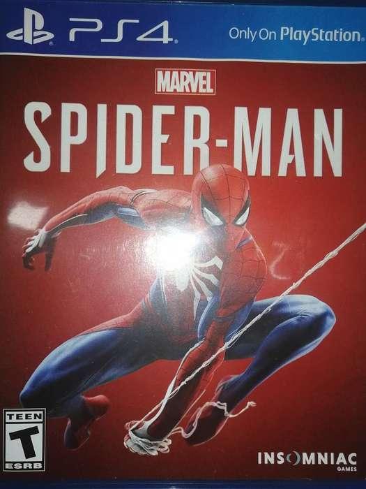Vendo Spiderman Ps4