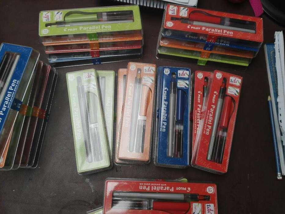 Pilot Parallel Pen Set de 4 Caligrafia