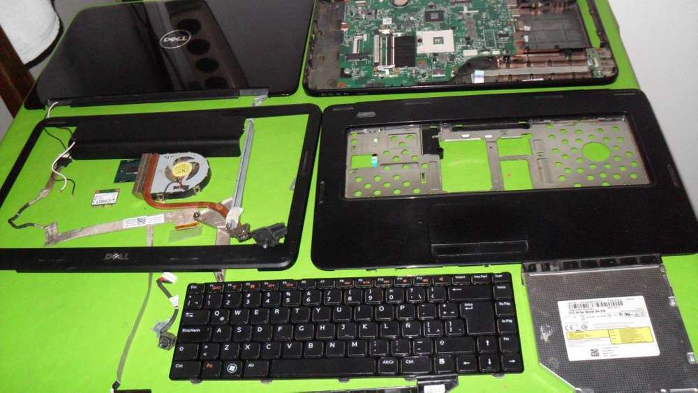 REPUESTOS para NOTEBOOK <strong>dell</strong> N5050