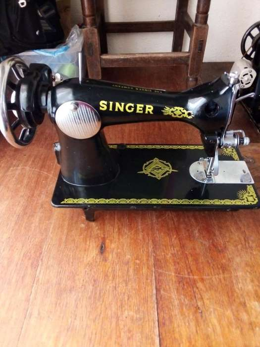 Vendo Maquina Singer Original Funcionand