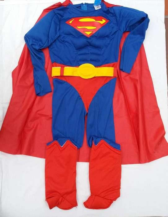 Disfraz de Superman Talla 6