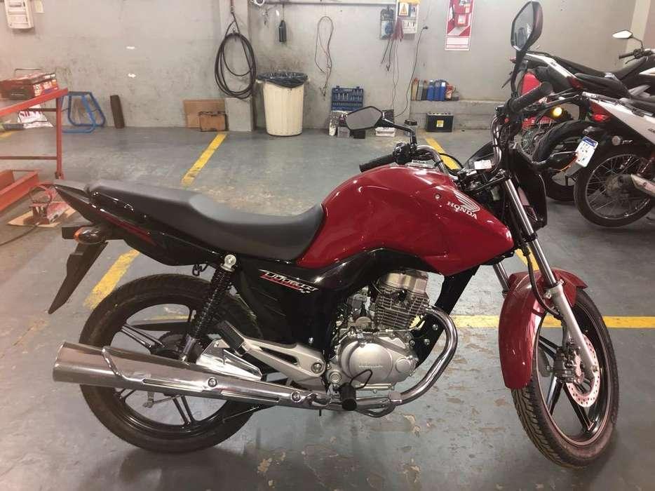 Moto Honda Cg Titan 150 Mod 2019