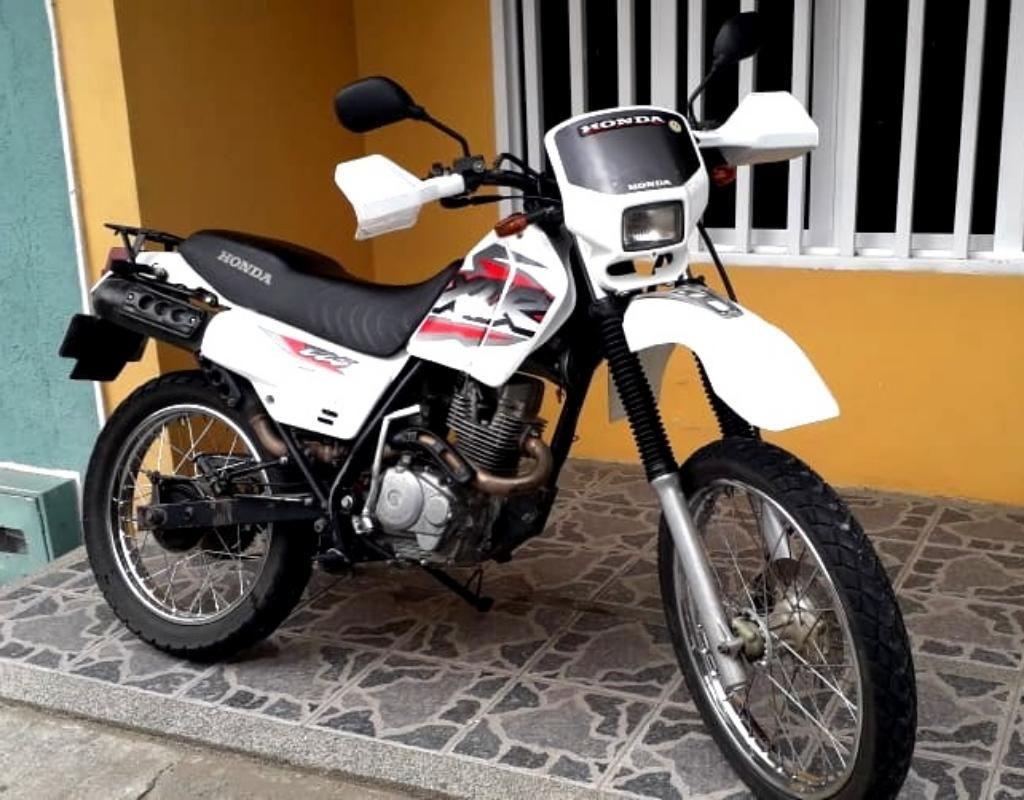 Moto Honda Xlr 125 Palmira