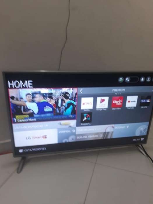 Smart Tv Lg 42pulgadas