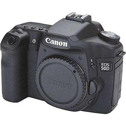 <strong>canon</strong> 50D sin uso