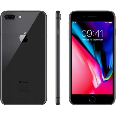 Celular Iphone 8 Plus 64gb Space Grey