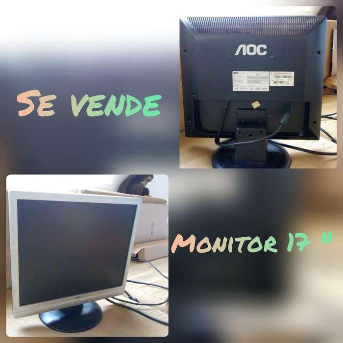 Monitor 17 Pulgadas Aoc