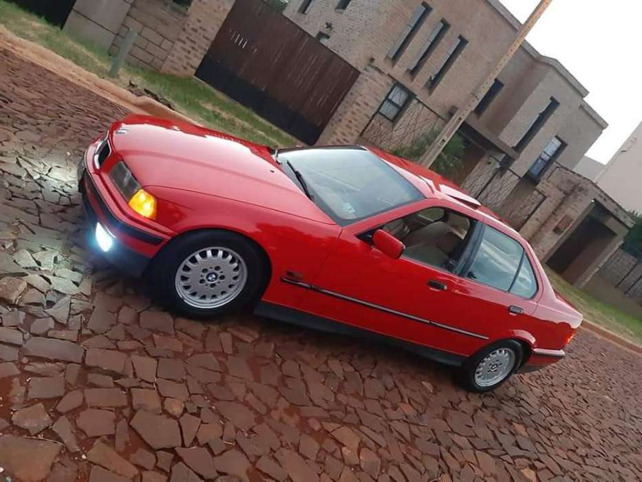 <strong>bmw</strong> Serie 3 1995 - 16800 km