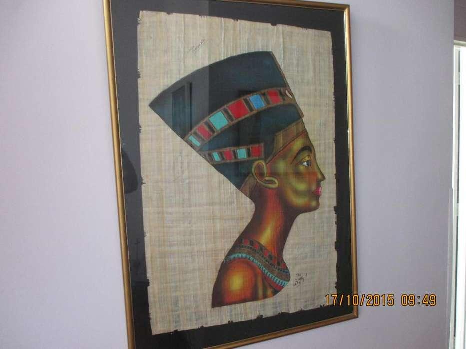 vendo papiro original grande