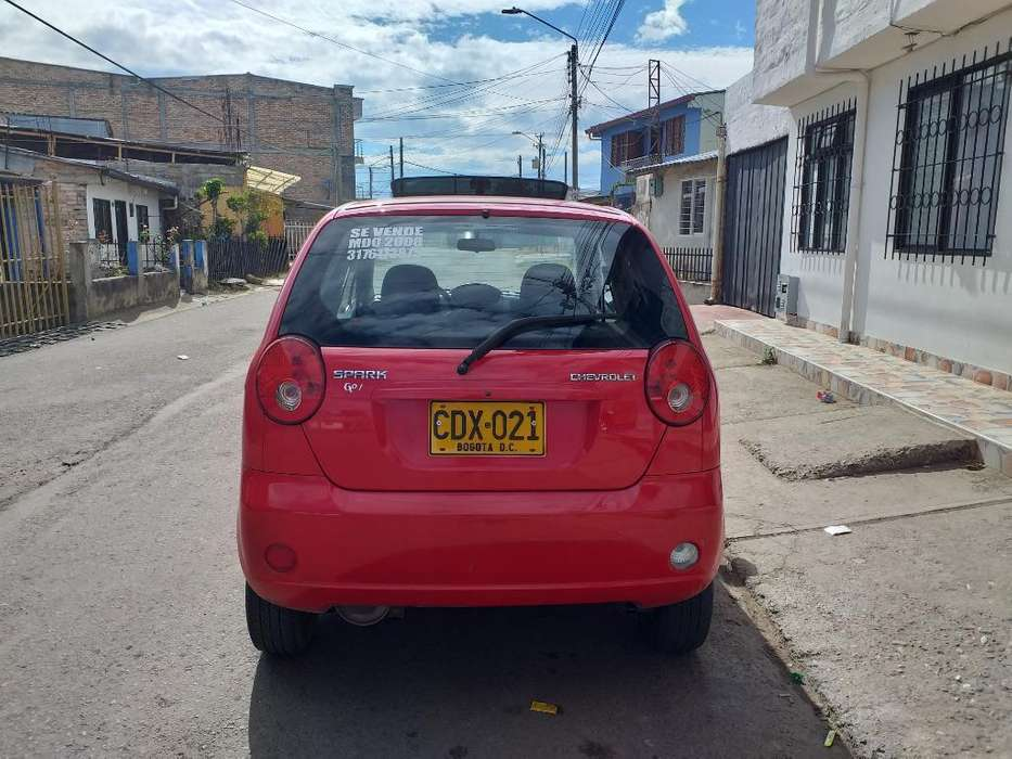 Chevrolet Spark 2008 - 102000 km