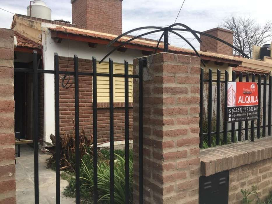 Casa en alquiler en Cosquín
