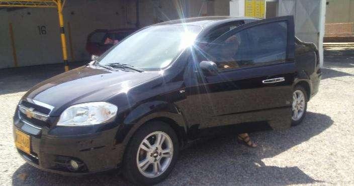 Chevrolet Aveo 2013 - 60000 km