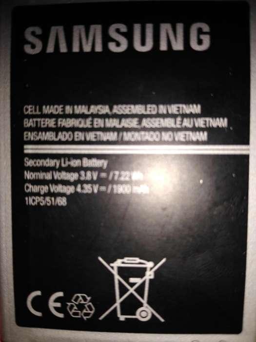 Bateria Nueva Samsug