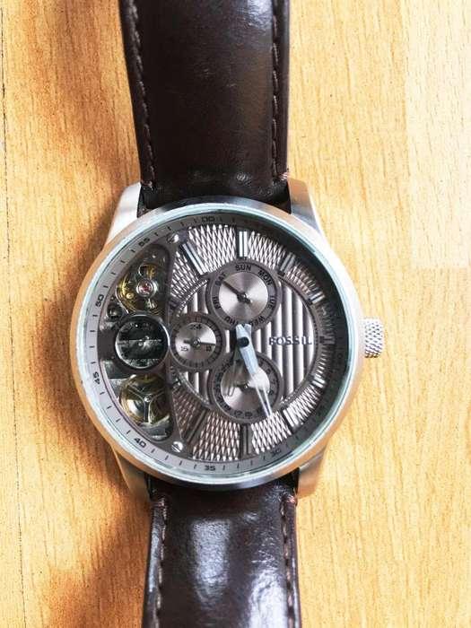Reloj Semiautomático Fossil Twist