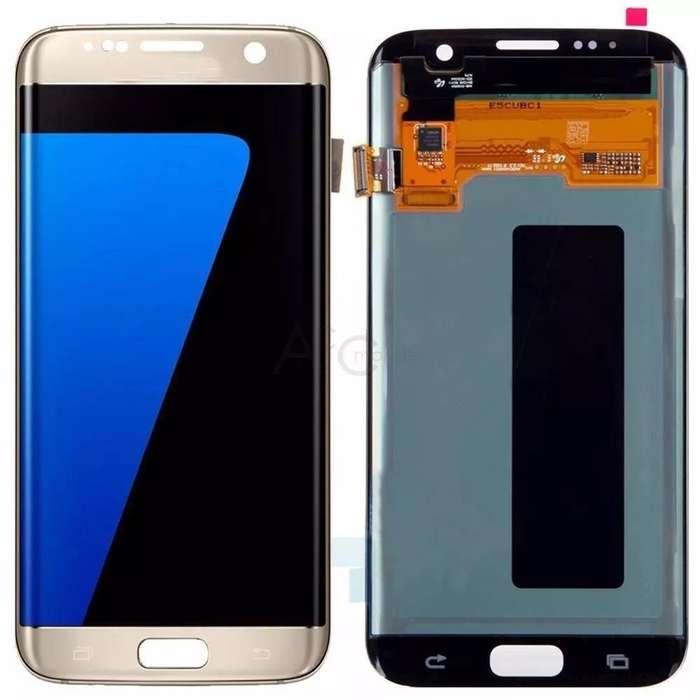 Display Táctil Samsung S7 Edge PAGO CONTRAENTREGA