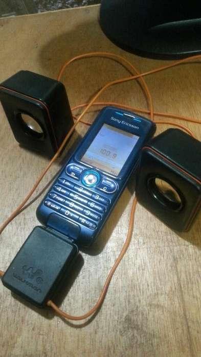 Sony Ericsson W200 Walkman Clásico