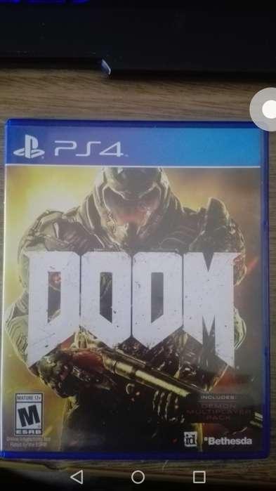 DOOM Para PS4