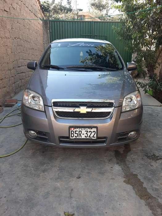 Chevrolet Aveo 2012 - 59200 km