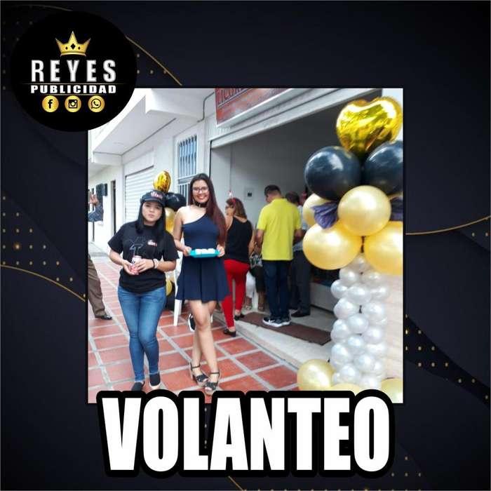 SERVICIO DE VOLANTEO CALI MODELOS DE PROTOCOLO ANIMACION PUBLICIDAD BTL DJ ANIMADOR LOCUTOR PROMOTOR