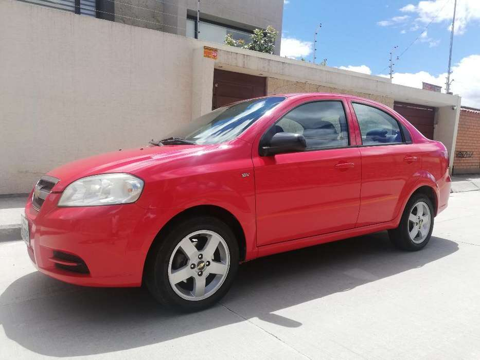 Chevrolet Aveo 2010 - 170000 km