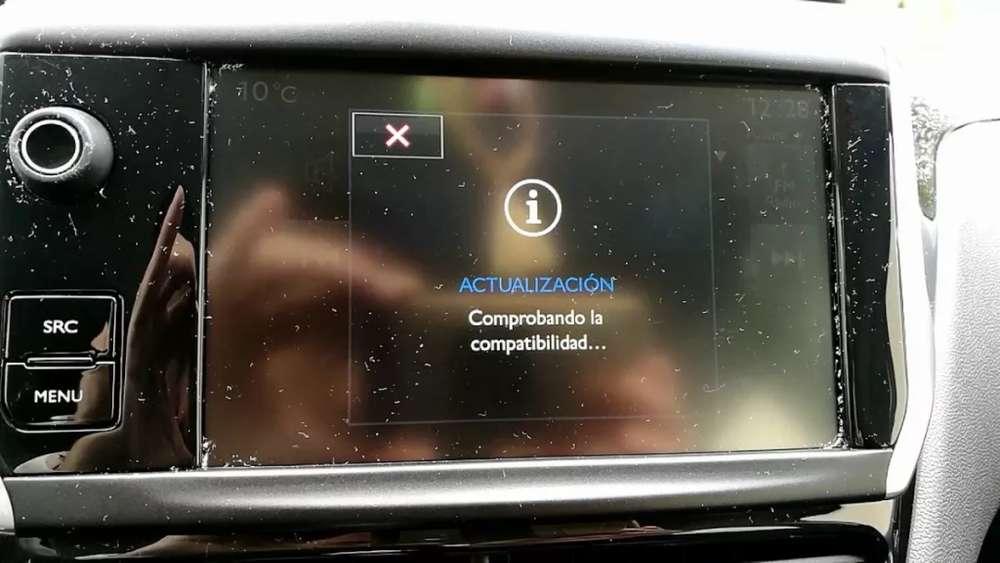 Actualizacion GPS Peugeot Mapas Radares 208 2008 3008 5008 - Octubre 2019