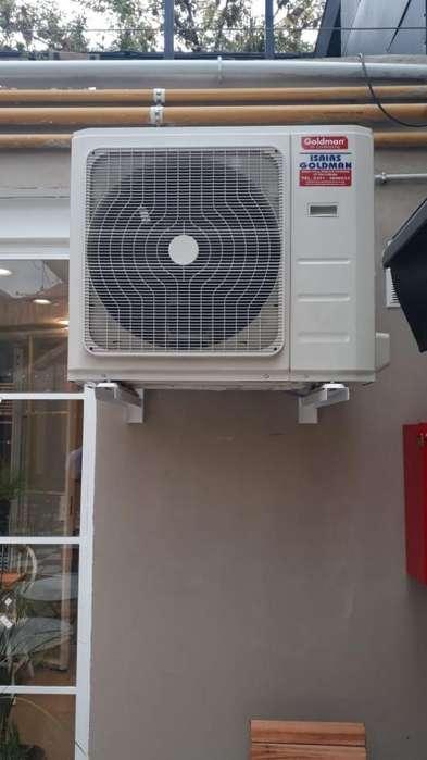 Instalación de Aire Y Electricidad