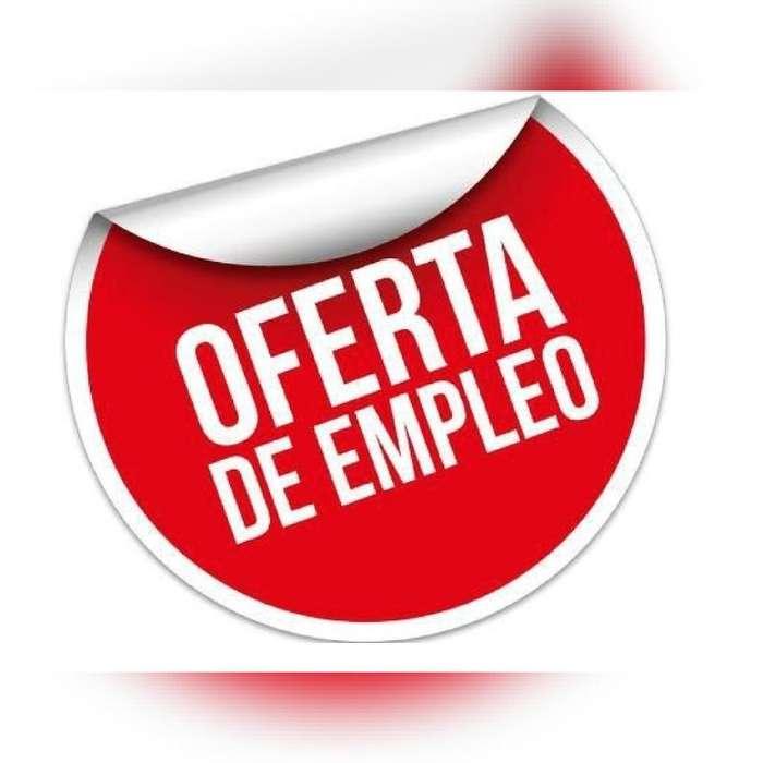 Operari@ Maquina Plana Y Collarín Urg.