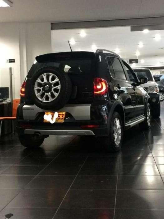 Volkswagen Crossfox 2015 - 55000 km